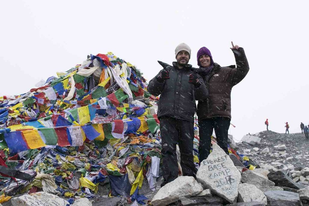 Nepal Trekking Everest Base Camp