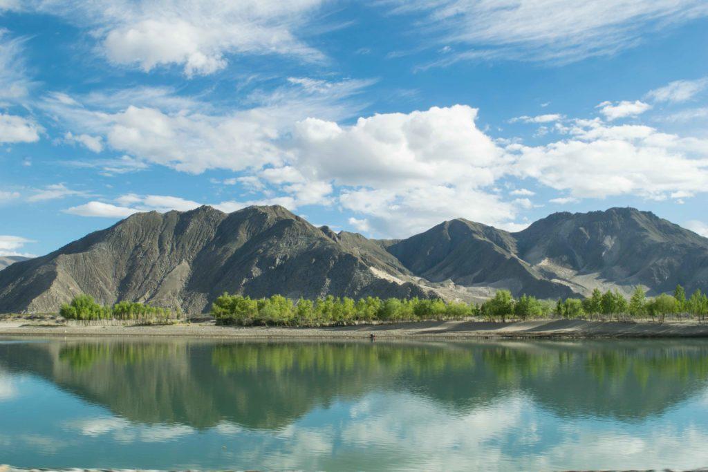 Tibet Lago Sagrado