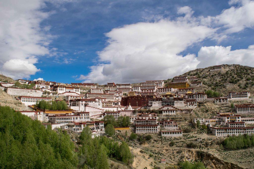 Tibet Mosteiro Budismo