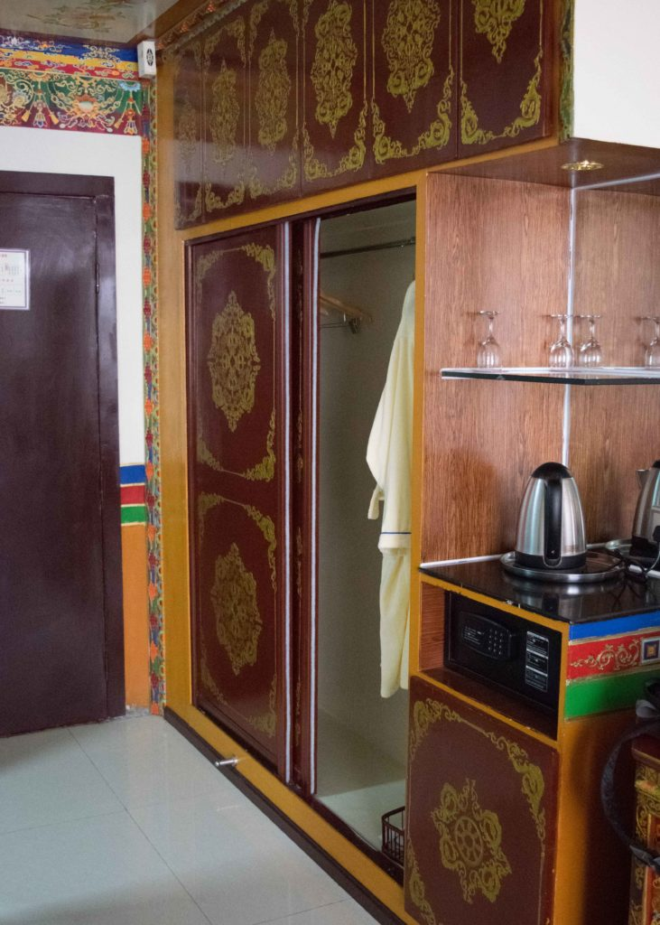 Tibet Shigatse Gesar Hotel